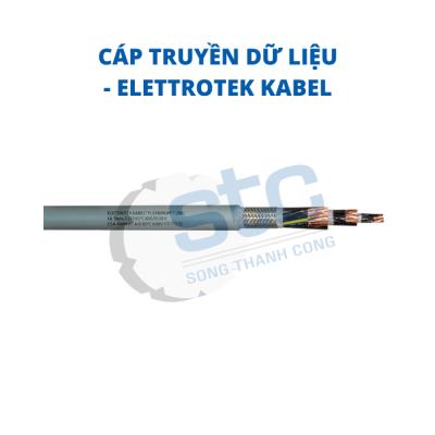 04120G40051A02 - Dây cáp Festoon - Elettrotek Kabel