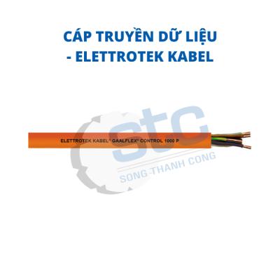 31460E50041M62 - Dây cáp điện áp thấp - Elettrotek Kabel