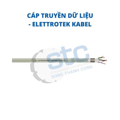 35020D54070M15 - Dây cáp truyền dữ liệu - Elettrotek Kabel