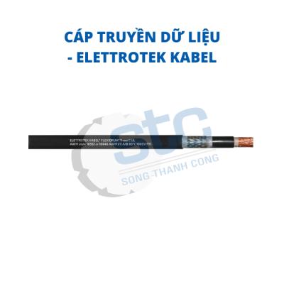 36090F40041A01 - cáp điều khiển nguồn - Elettrotek Kabel
