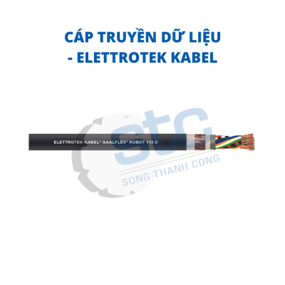 38040D70251M15 - dây cáp robot - Elettrotek Kabel